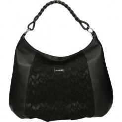 Torba - 4-268-O D-C N. Szare torebki klasyczne damskie Venezia, ze skóry. Za 399,00 zł.