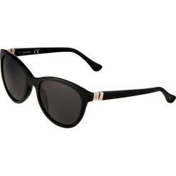 Okulary przeciwsłoneczne męskie: Calvin Klein Okulary przeciwsłoneczne black