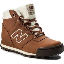 Trekkingi NEW BALANCE - WL701PKP Brązowy. Czerwone buty zimowe damskie marki New Balance, z gumy. W wyprzedaży za 309,00 zł.