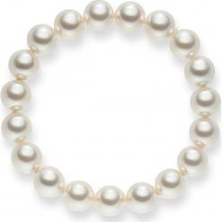 Bransoletka perłowa w kolorze białym. Białe bransoletki damskie marki Pearls Special. W wyprzedaży za 68,95 zł.