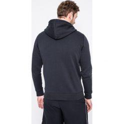 Under Armour - Bluza Rival Fitted Full Zip. Szare bluzy męskie rozpinane marki Under Armour, l, z dzianiny, z kapturem. W wyprzedaży za 199,90 zł.