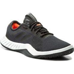 Buty adidas - CrazyTrain Lt W CG3496 Cblack/Carbon/Hireor. Czarne buty do fitnessu damskie marki Adidas, z kauczuku. W wyprzedaży za 229,00 zł.