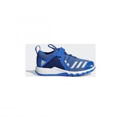 Buty Dziecko adidas  Buty RapidaFlex. Niebieskie trampki chłopięce Adidas. Za 199,00 zł.