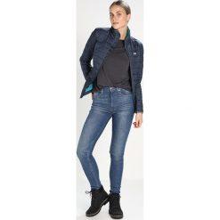 Colmar PRIMALOFT QUILTED Kurtka Outdoor blue/black. Niebieskie kurtki sportowe damskie Colmar, z materiału, outdoorowe, primaloft. W wyprzedaży za 377,55 zł.