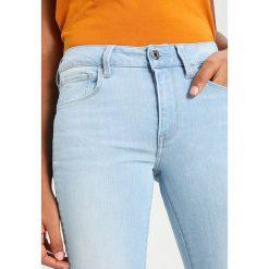 GStar 3301 DMID SKINNY ANKLE Jeans Skinny Fit maure superstretch lt aged. Niebieskie jeansy damskie G-Star. W wyprzedaży za 422,10 zł.