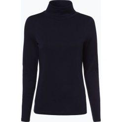 Marc O'Polo - Damska koszulka z długim rękawem, niebieski. Niebieskie t-shirty damskie Marc O'Polo, l, polo. Za 159,95 zł.