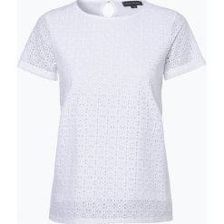 Franco Callegari - T-shirt damski, czarny. Zielone t-shirty damskie marki Franco Callegari, z napisami. Za 89,95 zł.