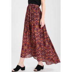Długie spódnice: Billabong SUN SAFARI Długa spódnica bordeaux