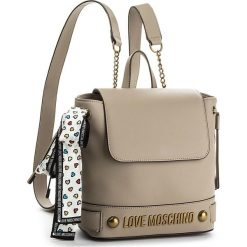 Plecaki damskie: Plecak LOVE MOSCHINO - JC4348PP05K60108  Tortora