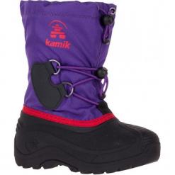 Kamik Buty Zimowe southpole4, Purple, 31. Fioletowe buciki niemowlęce chłopięce Kamik, na zimę. W wyprzedaży za 169,00 zł.