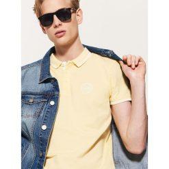 Koszulki polo: Koszulka polo – Żółty
