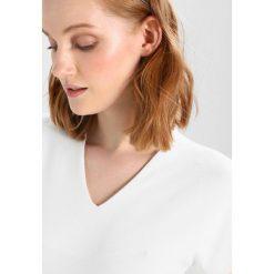 T-shirty damskie: Karen by Simonsen DANDY V NECK Tshirt basic snow white