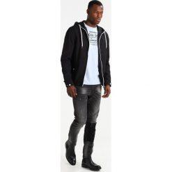 INDICODE JEANS KALMAR Jeansy Slim Fit black. Szare jeansy męskie relaxed fit marki INDICODE JEANS, z bawełny. Za 219,00 zł.