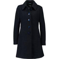King Louie LAURA  Płaszcz wełniany /Płaszcz klasyczny dark navy. Niebieskie płaszcze damskie wełniane King Louie, klasyczne. W wyprzedaży za 599,20 zł.