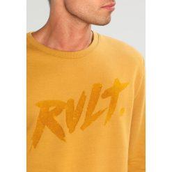 Bejsbolówki męskie: RVLT Bluza yellow