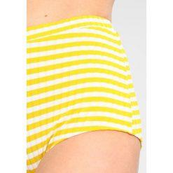 Stroje dwuczęściowe damskie: Solid & Striped JAMIE BOTTOM Dół od bikini mustard