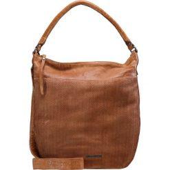 FREDsBRUDER CENTRAL Torba na zakupy caramel. Brązowe torebki klasyczne damskie FREDsBRUDER. W wyprzedaży za 671,20 zł.