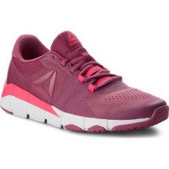 Buty Reebok - Trainflex 2.0 CN5372 Berry/Lavender/Pink/Wht. Czerwone buty do fitnessu damskie marki Reebok, z materiału. W wyprzedaży za 229,00 zł.