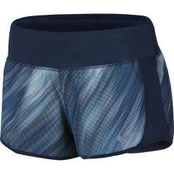 Nike Spodenki męskie Dry Short Crew Print niebieskie r. L. Niebieskie spodenki sportowe męskie marki Nike, sportowe. Za 103,14 zł.