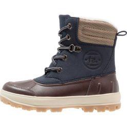 Fullstop. Śniegowce dark blue. Szare buty zimowe chłopięce marki fullstop., z materiału. W wyprzedaży za 167,20 zł.