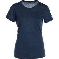 Topy sportowe damskie: super.natural BASE TEE Tshirt basic ocean deep