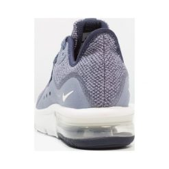 Nike Performance AIR MAX SEQUENT 3 Obuwie do biegania treningowe obsidian/summit white/dark sky blue. Niebieskie buty sportowe chłopięce marki Nike Performance, z materiału, do biegania. Za 359,00 zł.