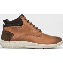 Wrangler - Buty. Szare buty skate męskie Wrangler, z materiału. W wyprzedaży za 319,90 zł.