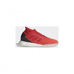 Buty do piłki nożnej adidas  Buty PREDATOR 19.1. Czerwone halówki męskie marki Adidas, do piłki nożnej. Za 549,00 zł.