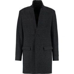 AllSaints REED Płaszcz wełniany /Płaszcz klasyczny charcoal grey. Szare płaszcze wełniane męskie marki AllSaints, m, klasyczne. W wyprzedaży za 831,60 zł.