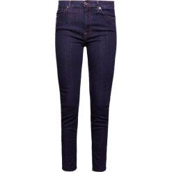 7 for all mankind Jeans Skinny Fit raw indigo. Niebieskie jeansy damskie relaxed fit 7 for all mankind, z bawełny. W wyprzedaży za 479,40 zł.