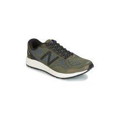Buty do biegania New Balance  GOBI. Zielone buty do biegania męskie New Balance. Za 351,20 zł.