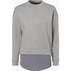Bluzy damskie: Tommy Hilfiger - Damska bluza nierozpinana – Cedrik, szary
