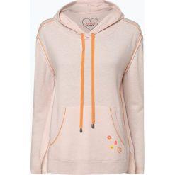 Grace - Sweter damski z dodatkiem kaszmiru, różowy. Szare swetry klasyczne damskie marki Reserved, m, z kapturem. Za 999,95 zł.