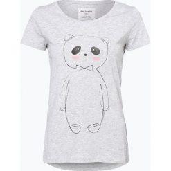 T-shirty damskie: ARMEDANGELS – T-shirt damski – Mari Panda, szary