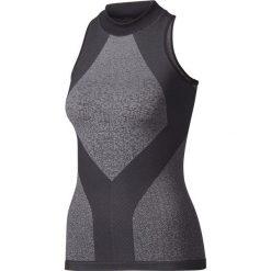 Bluzki damskie: Adidas Koszulka damska Seamless Tank szara r. M (BR5235)
