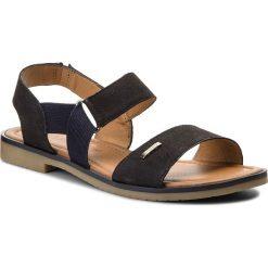 Sandały damskie: Sandały LASOCKI - WI16-DOROTHY-02 Granatowy 1