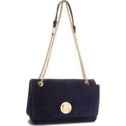 Torebka COCCINELLE - CD Liya Suede E1 CD1 12 03 01 Bleu/Bleu B11. Niebieskie torebki klasyczne damskie marki Coccinelle, ze skóry. Za 1399,90 zł.