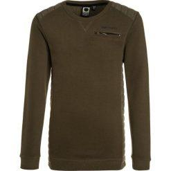 Tumble 'n dry ASWIN Bluza dark army. Zielone bluzy chłopięce marki Tumble 'n dry, z bawełny. W wyprzedaży za 167,20 zł.