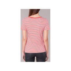 T-shirty z krótkim rękawem Vero Moda  MARLEY. Czerwone t-shirty damskie Vero Moda, s. Za 71,20 zł.