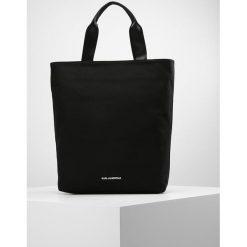 KARL LAGERFELD PARIS Torba na zakupy black. Czarne torebki klasyczne damskie KARL LAGERFELD. W wyprzedaży za 399,20 zł.