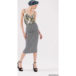 Spódniczki dzianinowe: Spódnica KALEA w paski