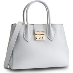 Torebka FURLA - Metropolis 993768 B BML2 ARE Color Cristallo d. Szare torebki klasyczne damskie marki Furla, ze skóry. Za 1610,00 zł.