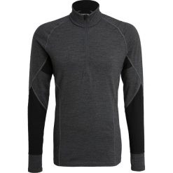 Podkoszulki męskie: Icebreaker MENS WINTER ZONE HALF ZIP Podkoszulki jet heather/black/lunar