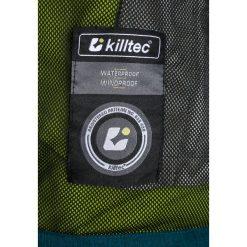 Killtec JORIK Kurtka Softshell dunkelpetrol. Niebieskie kurtki chłopięce sportowe KILLTEC, z materiału. W wyprzedaży za 188,30 zł.