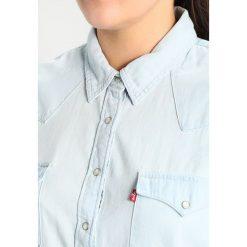 Koszule wiązane damskie: Levi's® Plus WESTERN PLUS Koszula lightblue denim