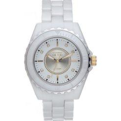 """Zegarki męskie: Zegarek kwarcowy """"Atlas"""" w kolorze biało-złotym"""