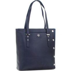 Torebka MONNARI - BAG3330-013 Navy. Niebieskie torebki klasyczne damskie Monnari, ze skóry ekologicznej, duże. W wyprzedaży za 199,00 zł.