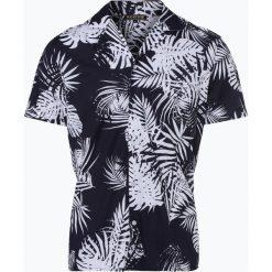 Koszule męskie na spinki: Review – Koszula męska, niebieski