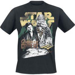 T-shirty męskie z nadrukiem: Star Wars Solo: A Star Wars Story – Best In The Galaxy T-Shirt czarny