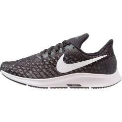 Nike Performance AIR ZOOM PEGASUS  Obuwie do biegania treningowe black/white/gunsmoke/oil grey. Czarne buty do biegania damskie Nike Performance, z materiału. Za 499,00 zł.